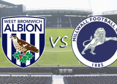 Baggies fans will be bouncing for first of a Millwall double header