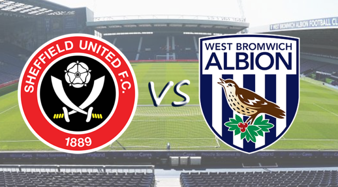 Another Friday, another televised game for the Baggies