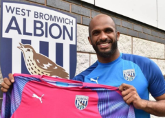 Omani suits the Baggies