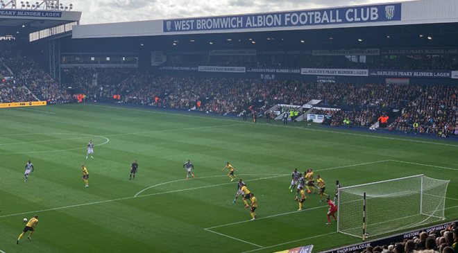 Baggies fail to capitalise on dominant display