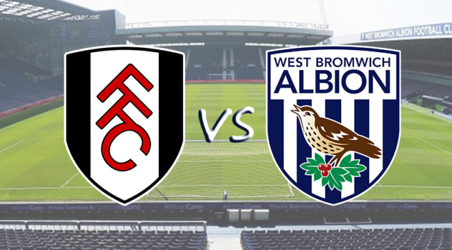 Baggies face sternest test so far at Fulham
